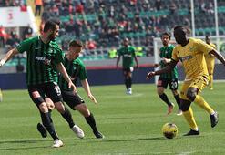 Yukatel Denizlispor - BtcTurk Yeni Malatyaspor: 2-0