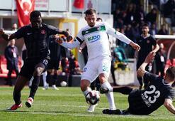 Ümraniyespor: 1 - Bursaspor: 1