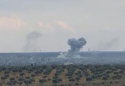 Son dakika...  TSK, Esed rejiminin Halepteki Neyrab askeri havaalanını vurdu