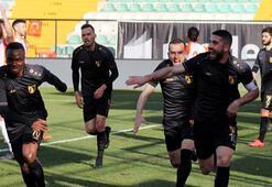 İstanbulspor-Adanaspor: 1-0