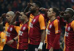 Galatasaray-Gençlerbirliği: 3-0