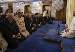 Bahar Kalkanı Harekatı için camilerde Fetih suresi okundu