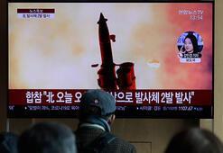 Kuzey Koreden Doğu Denizinde yeni füze denemesi