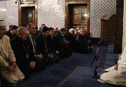 Ankarada Mehmetçik için zafer duası edildi