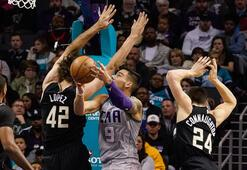 NBAde Bucks, galibiyet serisini 6 maça çıkardı