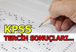 KPSS yerleştirme sonuçları açıklandı mı KPSS Sağlık Bakanlığı tercih sonuçları sorgula