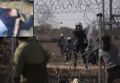 Son dakika haberi: Yunan askerinden sınırda müdahale 1 göçmen öldürüldü