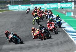 MotoGP Tayland Grand Prixsi koronavirüs nedeniyle ertelendi