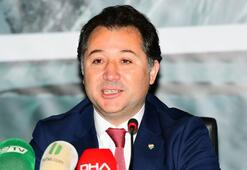 Bursaspor Başkanı Mestandan hakem tepkisi