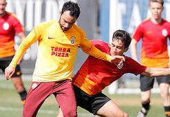 Galatasarayda idmanlar hız kesmeden başladı