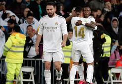 Real Madridden Barcelonaya duble 2-0...