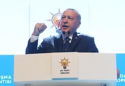 Son dakika... Cumhurbaşkanı Erdoğan dünyaya ilan etti: O başlar kalmayacak