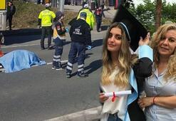 Trabzonda trafik kazası