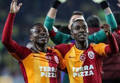 Galatasarayda Seri kafa karıştırdı