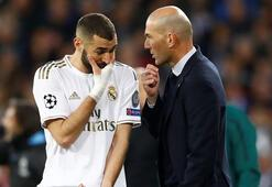Karim Benzema, Real Madrid formasıyla 500. maçına çıktı