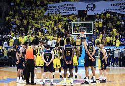 Fenerbahçe Beko Avrupada 536. maçına çıkıyor