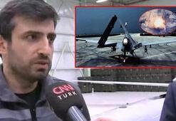 İşte yerli İHA ve SİHAların üssü CNN TÜRK ekibi savunmanın kalbinde