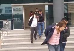 Zehir ticaretine operasyon 3 kişi tutuklandı