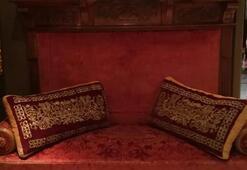 Tartışılan taht II. Abdülhamidin çıkmadı 100 bin liralık satışı iptal edildi