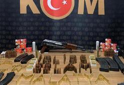 Malatyada silah kaçakçılığı operasyonu: 7 gözaltı