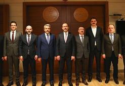 Türk sporunun yeni yol haritası için sona gelindi
