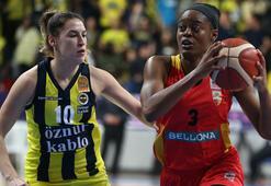 Fenerbahçe Öznur Kablo: 73 - Bellona Kayseri Basketbol: 61