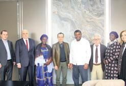 Medical Park'a Gambiya ziyareti