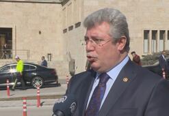 AK Partili Akbaşoğlundan TBMMdeki kapalı oturum öncesi değerlendirme