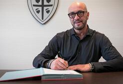 Cagliaride teknik direktörlüğe Walter Zenga getirildi
