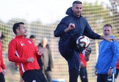 Antalyaspor, Alanyaspor ile oynayacağı kupa maçına hazır