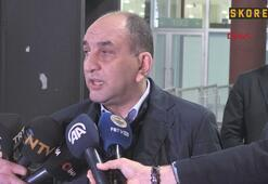 Semih Özsoydan teknik direktör açıklaması
