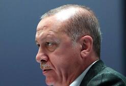 Erdoğan'dan  başsağlığı