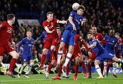 Chelsea-Liverpool: 2-0