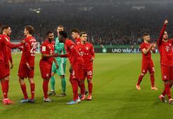 Bayern ve Saarbrücken yarı finalde