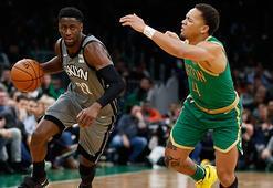 NBAde Nets forması giyen LeVertten 51 sayı