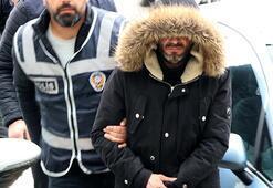 Kar maskeli market hırsızı yakalandı