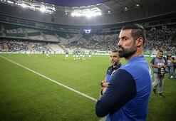 UEFAdan Volkan Demirel paylaşımı