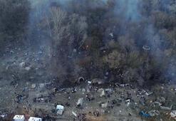 Yunan güvenlik güçleri düzensiz göçmenlere ateş açtı: 1 ölü, 5 yaralı