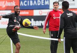 Beşiktaşta Gökhan Gönül idmana çıkmadı