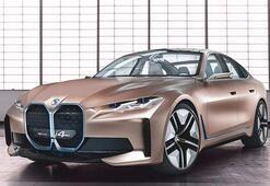 BMW elektrikli modelini tanıttı