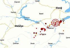 Malatya'da bir ayda 640 artçı deprem yaşandı