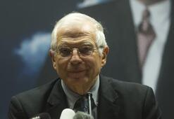 AB Yüksek Temsilcisi Borrell Türkiyedeki temaslarının ardından konuştu