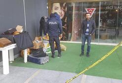 Lüks rezidansta bomba süsü verilmiş düzenek bulundu
