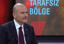 Bakan Soylu CNN TÜRK'te Canlı yayında önemli açıklamalar...