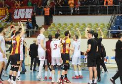 Arkas Spor - Galatasaray HDI Sigorta: 2-3