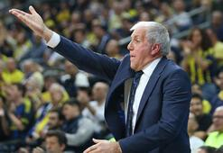 Zeljko Obradovic: Bizim için çok önemli maçtı