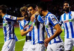 İspanya Kral Kupasında Real Sociedad 32 yıl sonra finalde