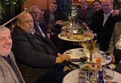 Aziz Yıldırım ve yönetici arkadaşları bir araya geldiler