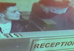Kimlik istedi diye otel görevlisini dövdü