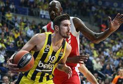 Fenerbahçe Beko Rusyada galibiyet arıyor